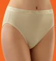 Warner's True Fit Hi Cut Brief Panty 5150