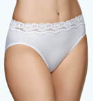 Fashion Scoops Hi-Cut Brief Panty