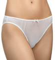 Warners Sheer Heaven Hi-Cut Brief