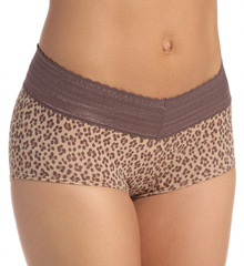 Warner's No Pinching No Problem Lace Boyshort Panty 5463