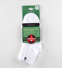Wigwam Ironman Lightning Pro Quarter-Top Sock