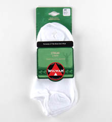Streak Ped Sock 2-Pack