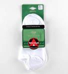 Streak Ped Socks - 2 Pack