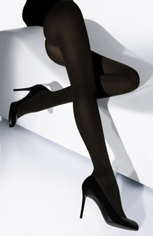 Wolford Cotton Velvet Tights