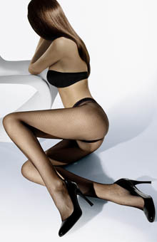 Wolford Twenties Fishnet Tights 11889