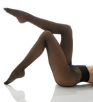 Wolford Individual 10 Back Seam Tights 18563