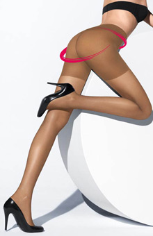 Wolford Satin Touch 20 Control Top Tights 18877