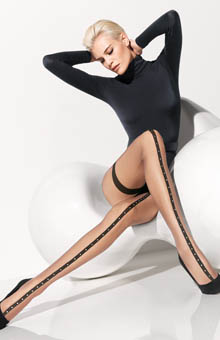 Wolford Roxette Tights 18968