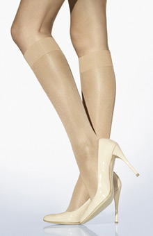 Wolford Satin Touch 20 Knee Highs