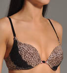 Wonderbra Up and In Adjustable Push-Up Underwire Bra 7707