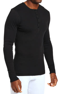 2xist Essential Long Sleeve Henley