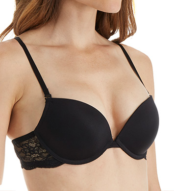 Affinitas Intimates Nicole Plunge Push Up Bra