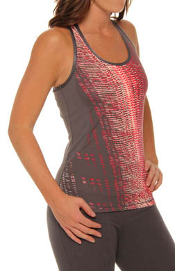 Alo Synergy Mesh Back Tank