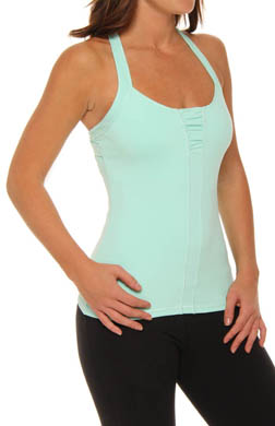 Alo Bliss Shirred Tank