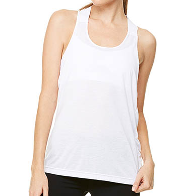 Alo Raya Draped Back Tank