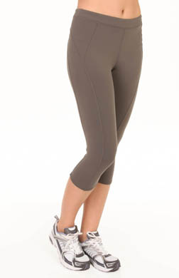 Alo Cropped Athletic Capri Legging