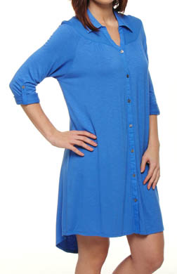 Anne Klein Poetic License 3/4 Sleeve Sleepshirt