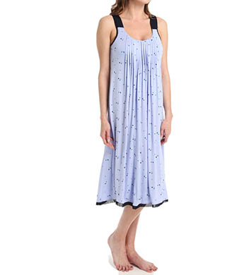 Anne Klein Blues Sleeveless Ballet Gown