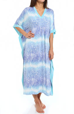 Anne Klein Blues Long Caftan
