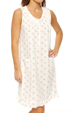 Aria Sweet Temptation Sleeveless Short Nightgown