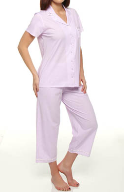 Aria Strawberry Fields Long PJ Set