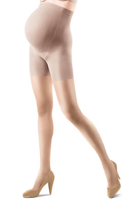 Assets by Sara Blakely Marvelous Mama Perfect Pantyhose
