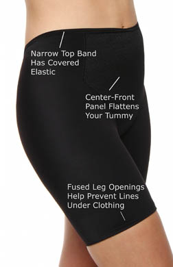 Assets by Sara Blakely Fashion Firmers Mid-Thigh Shaper
