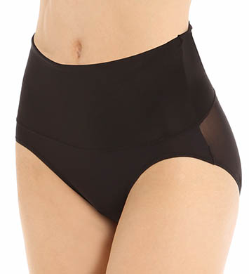 Assets by Sara Blakely Sleek Cheeks High Cut Briefs
