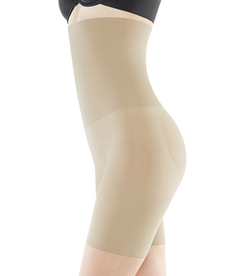 Assets by Sara Blakely Remarkable Results High Waist Mid-Thigh Shaper