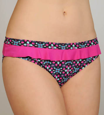 Atlantis by Panache Atlantis Swimwear Fleur Hipster Swim Pant