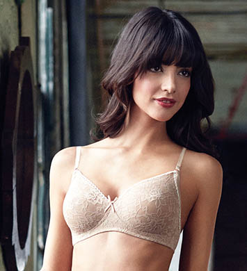 b.tempt'd by Wacoal Full Bloom Wirefree Bra