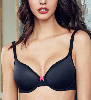 b.tempt'd by Wacoal Perfectly Fabulous Spacer Contour Bra