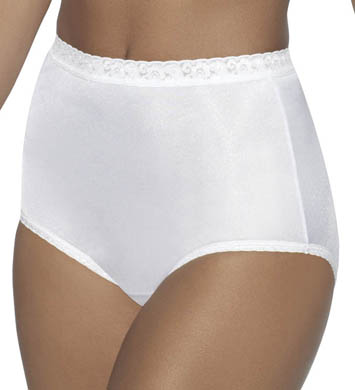 Bali Comfort Nylon Brief Panty