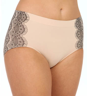 Bali One Smooth U All-Over Smoothing Brief Panty