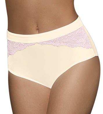 Bali Comfort Indulgence Silk Modern Brief Panty