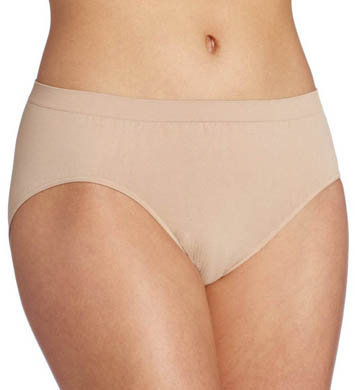 Bali Microfiber Solid Hipster Panty
