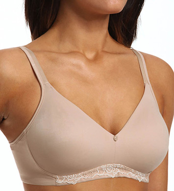 Bali Passion For Comfort Shaping Wireless Bra