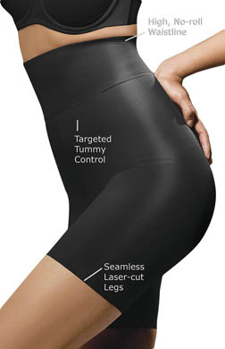 Bali Smooth it Out High Waist Thigh Smoother