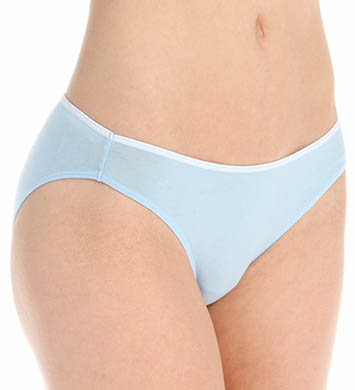 Barely There Cotton Stretch Tailored Bikini Panty