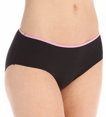 Barely There Cotton Stretch Tailored Hipster