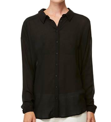 Bella Luxx Oversized Button Up Shirt