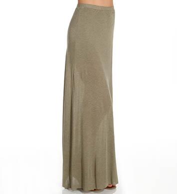 Bella Luxx Tissue Maxi with Mini Under Skirt