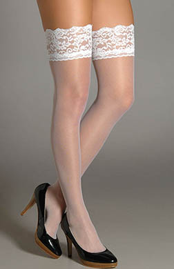 Berkshire French Lace Thigh High Plus Size Stockings 1363