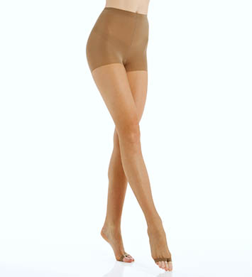 Berkshire Ultra Sheer Control Top Toeless Panty Hose
