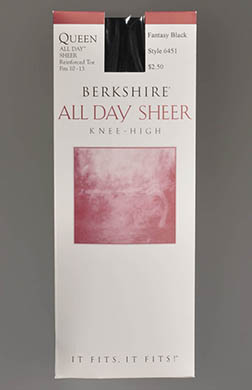 Berkshire Queen Size Sheer Knee High