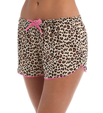 Betsey Johnson Intimates Rayon Woven Print Item Short