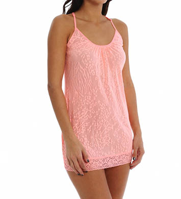Betsey Johnson Intimates Lace Tunic Chemise