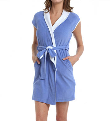 Betsey Johnson Intimates Baby Terry Robe