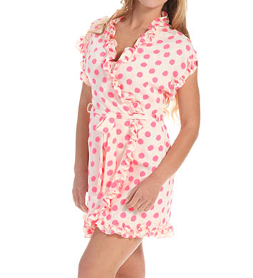 Betsey Johnson Intimates Silky Luxe Wrap