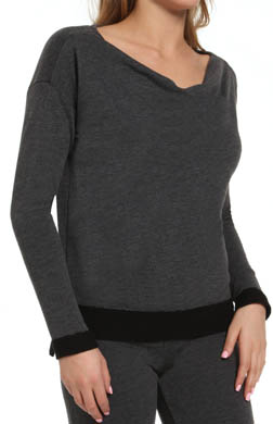 Beyond Yoga Jaspe Terry Comfy Pullover